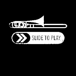 Posaune Musikinstrument