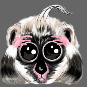Lemur design / print