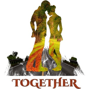 Together -by- T-shirt chic et choc