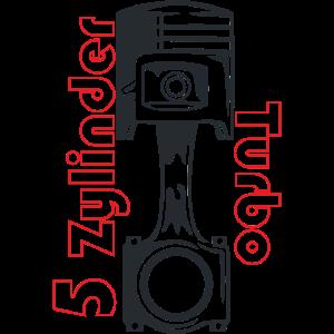 5 Zylinder Turbo