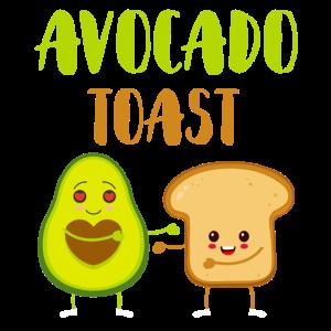 Avocado Toast Avocado Brot Lustige Avocado Sprüche