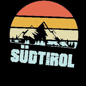 SÜDTIROL Adler Berge Südtirol Wappen Adler Urlaub