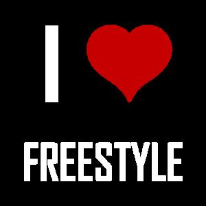 Ich liebe Freestyle
