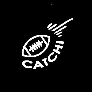 football catch - fang den Football