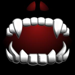 Mundschutz Halstuch - Monster