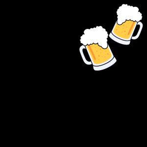 Für bessere Ergebnisse Bier einfüllen