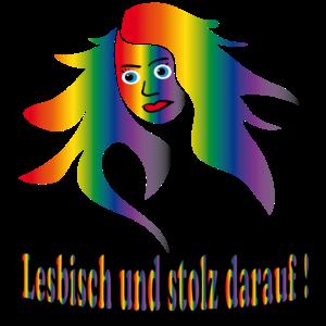 Lesbisch und stolz darauf
