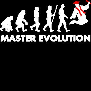 Master Evolution Entwicklung Schulabschluss Diplom