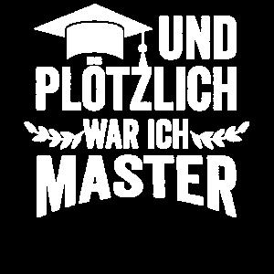 Master Student ,Akademiker Uni