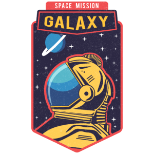 Space Galaxy Grafik