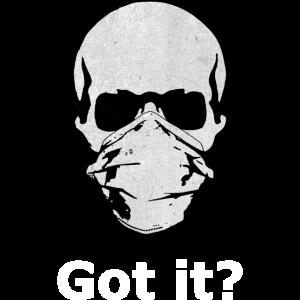 Got it? - used look