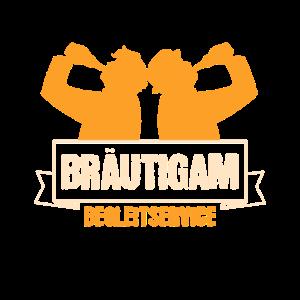 Junggesellenabschied Team Bräutigam Polterabend