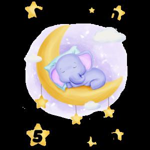 Kinder Schlafshirt süße Träume - Gute Nacht