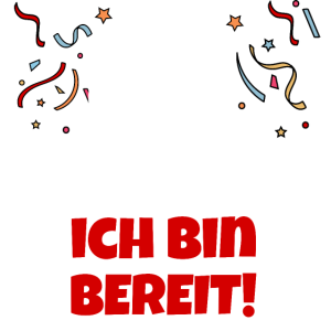 60. Geburtstag ich bin bereit I 60. Geburtstag