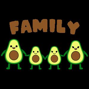 AVOCADO FAMILIE