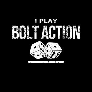 Bolt Action aus nächster Nähe