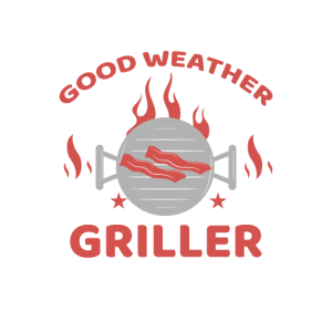 GRILLEN GRILL GESCHENK - Gutes Wetter Griller