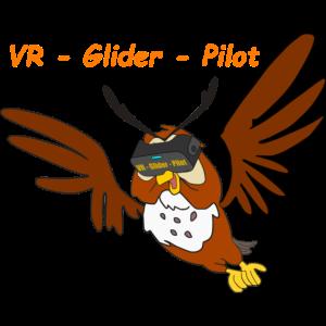VR Glider Pilot