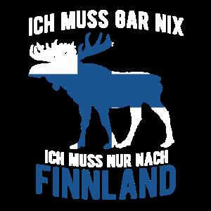 Ich Muss Nur Nach Finnland