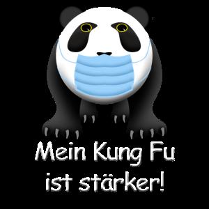 Mein Kung Fu ist stärker