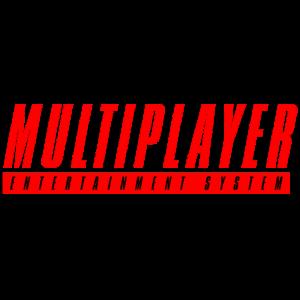 Multiplayer Logo NES - PAZI PRODUCTIONS