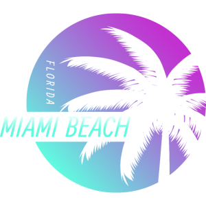 Miami Beach Summer Shirt