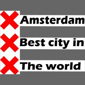 Amsterdam best city