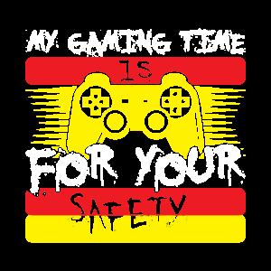 Zocken Für Deine Sicherheit