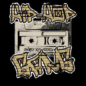 Hip-Hop graffiti Gang Kassette old school Team