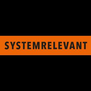 TShirt Systemrelevant12
