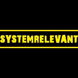 TShirt Systemrelevant2