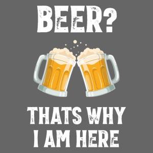 Bier Daarom Ben Ik Hier