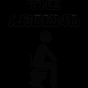 2reborn WC Toilette THE LEGEND Legende legendaer K