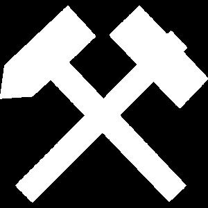 Hämmer Bergbau Erzgebirge Ruhrgebiet Tradition