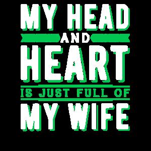 Lustiges Ehemann-Hemd