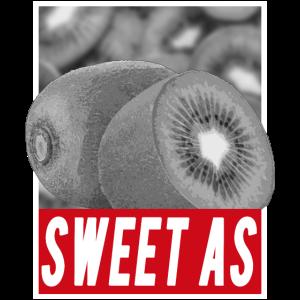 Neuseeland Geschenk Kiwi Sweet As Weltreise Maori