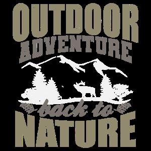 Outdoor Adventure Camping Wandern
