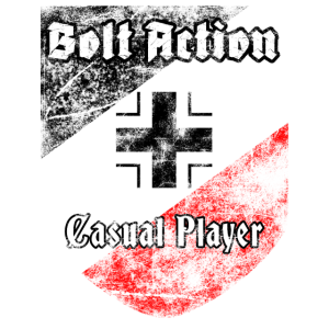Bolt Action Casual Player - Achse