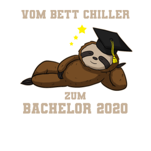 Vom Bett Chiller zum Bachelor 2020 Abschluss