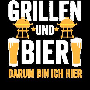 Grillen Bier Grill
