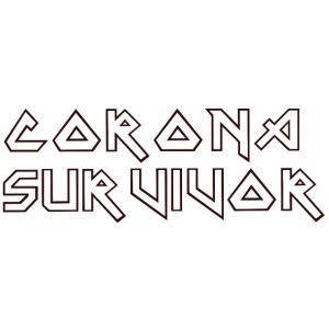 CORONA SURVIVOR COVID-19 SHIRT