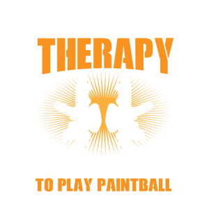 No Therapy Just Need To Play Paintball Paintballer
