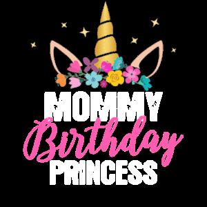 Mama Geburtstag Prinzessin
