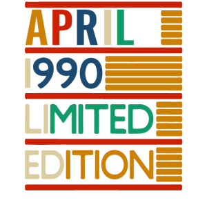 April 1990 Limited Edition