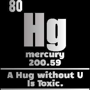 CHEMISTRY / SCIENCE: A Hug Without U