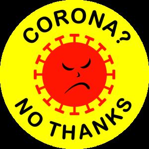 CORONA? NO THANKS