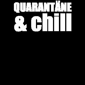 quarantaene virus corona chill SHIRT GESCHENK lust