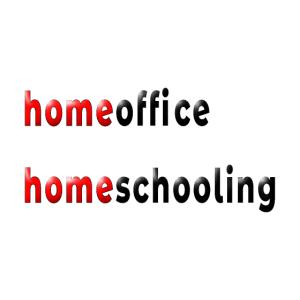 Homeoffice Homeschooling Schule zuhause Virus KITA