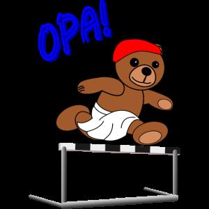Teddybear Tsolias Sport