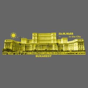 Summer Bukarest City Rumänien Romania